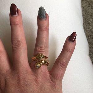 Kate Spade Seahorse Ring